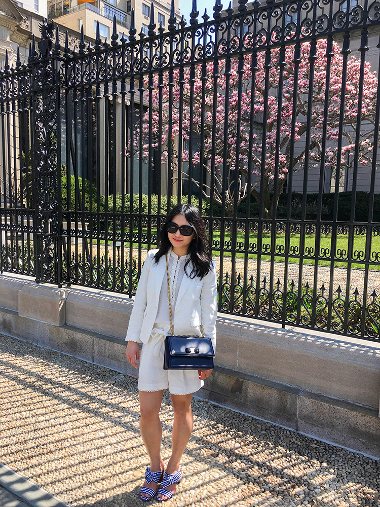 Scallop & Gingham (+ Cyber Spring)