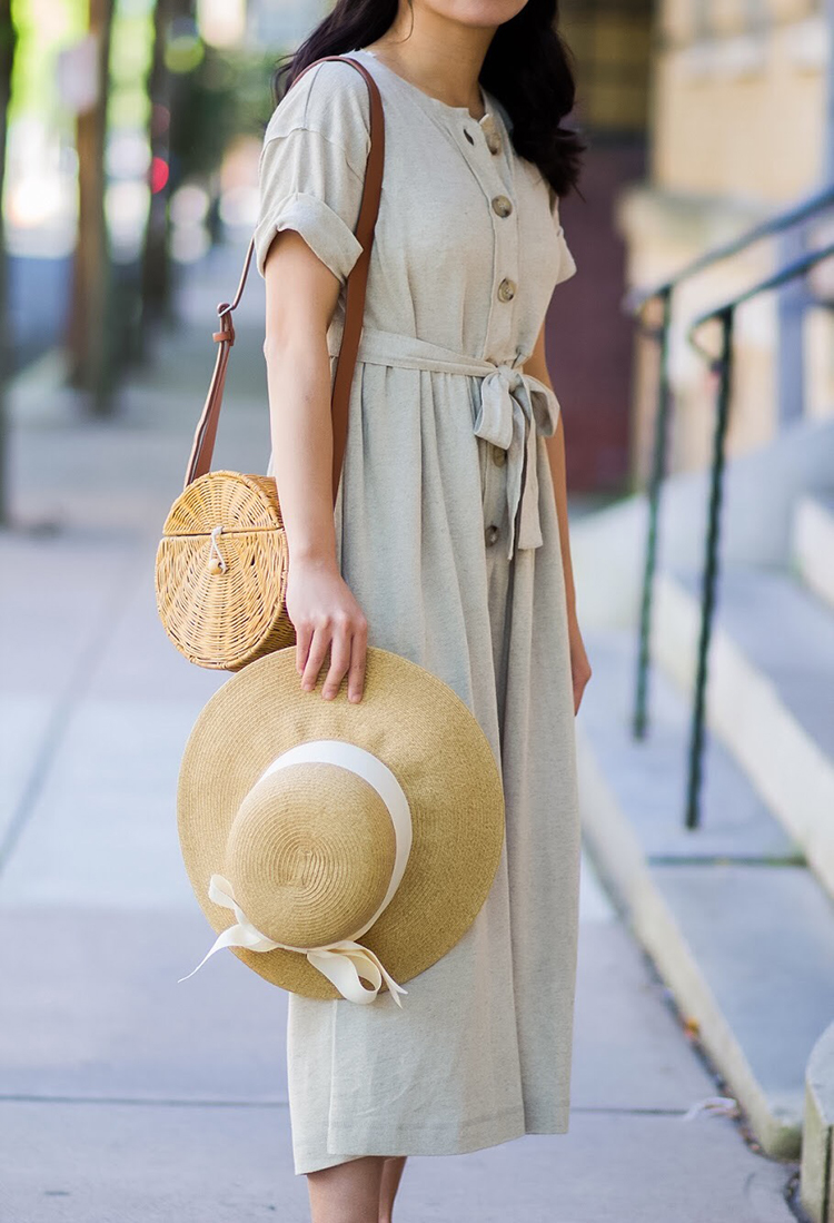 (Yet Another) Linen Jumpsuit