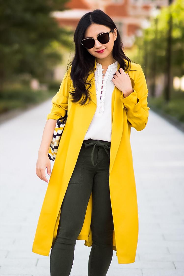 Yellow Trench