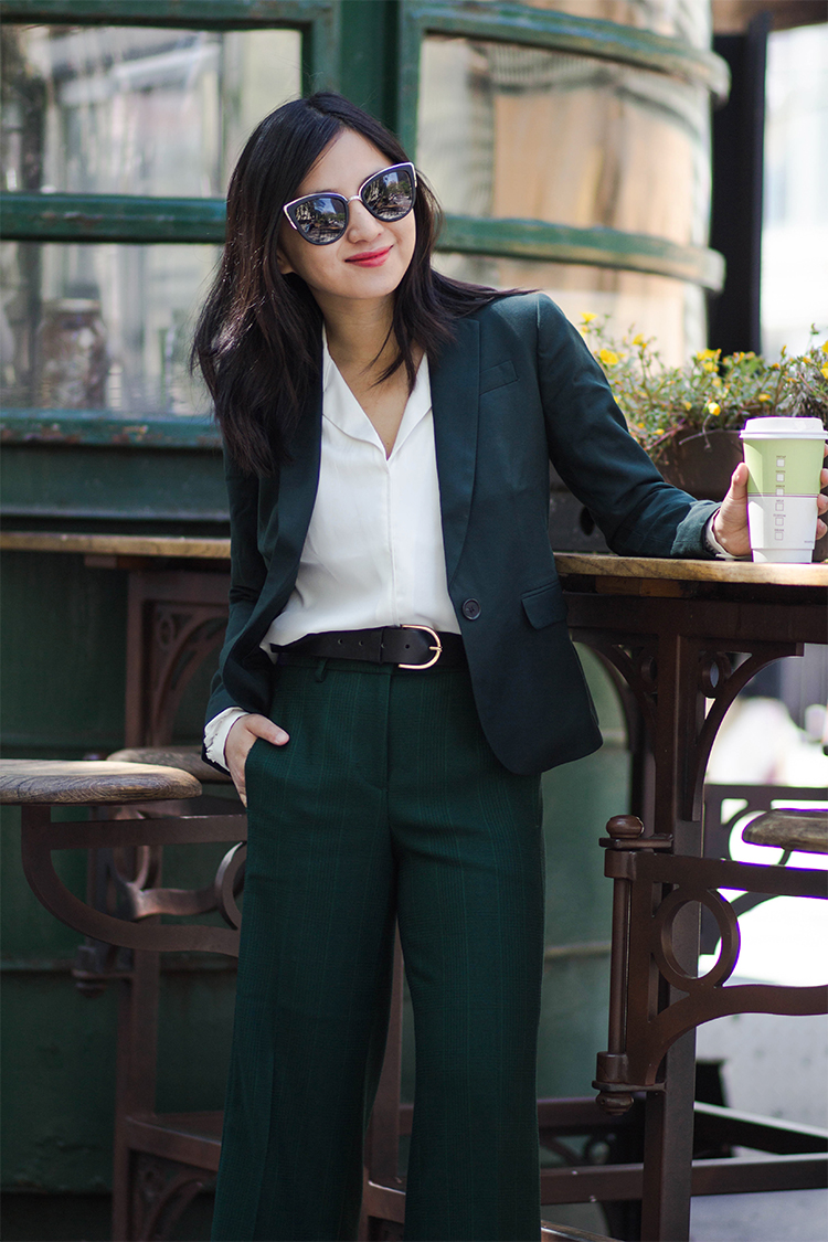 Fall Suiting with Ann Taylor