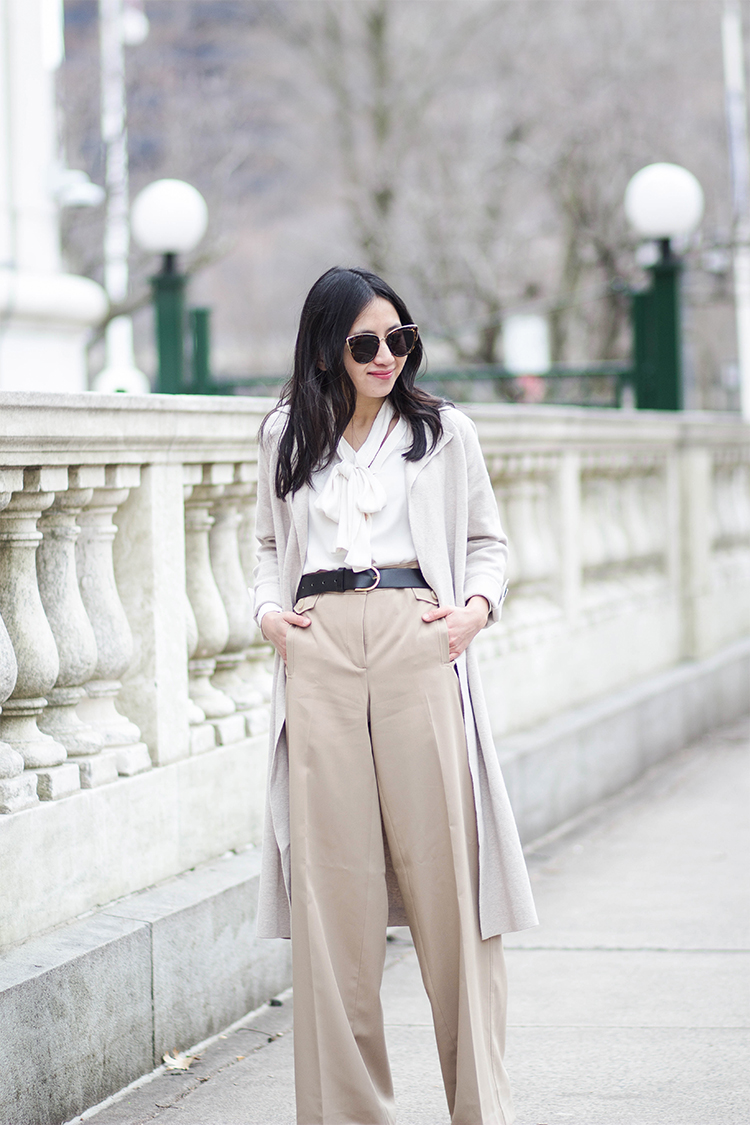 Sweater Trench