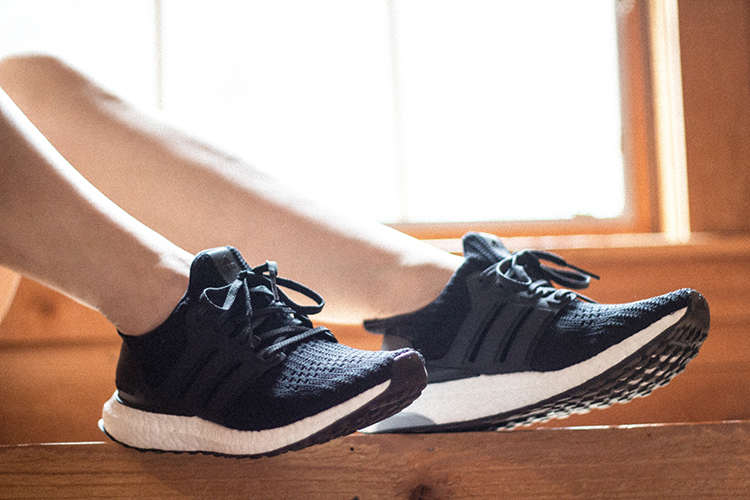 adidas UltraBoost Running Shoe Review (+ My Favorite YouTube Workouts)
