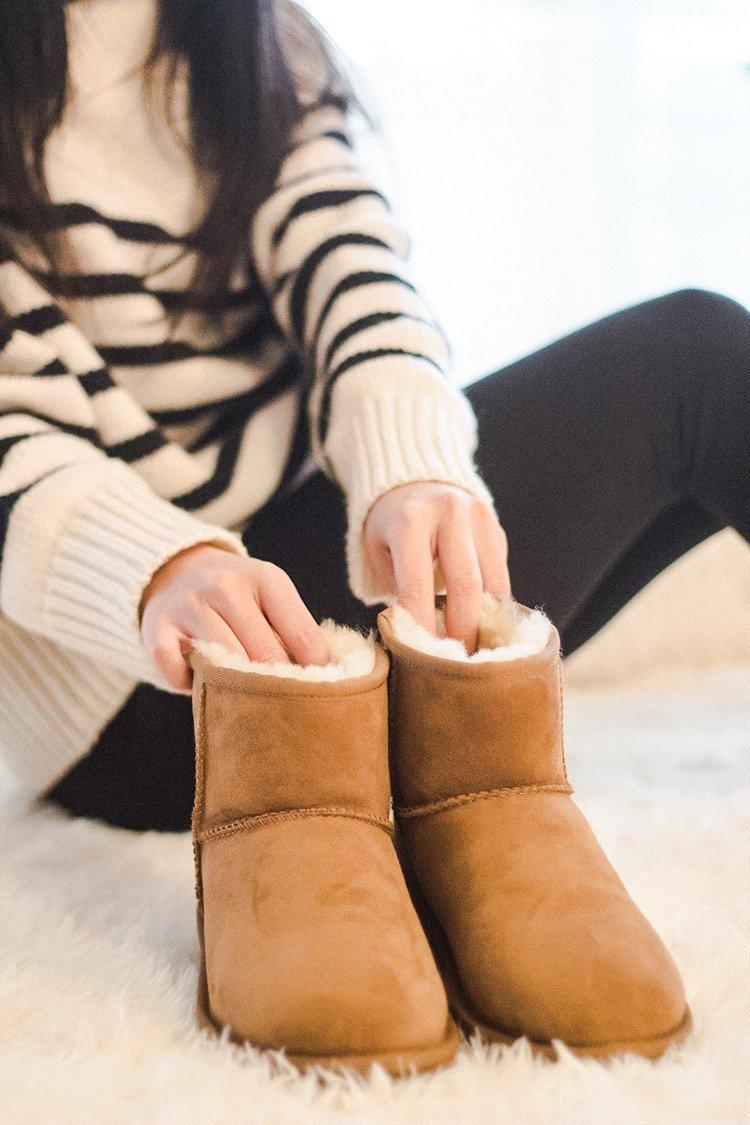 Review: UGG Classic Mini II Boots