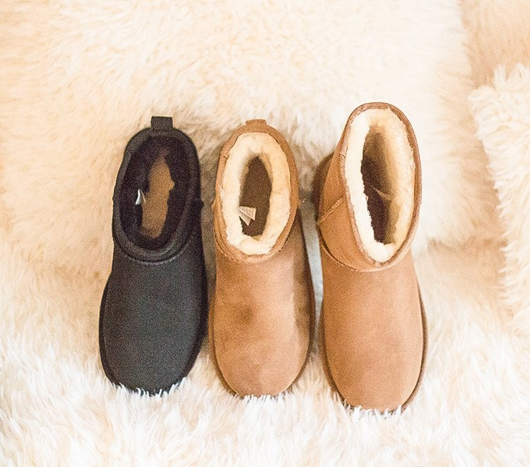 UGG Classic Boots Lining